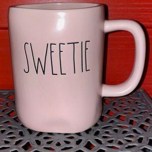Rae Dunn Pink Sweetie Mug